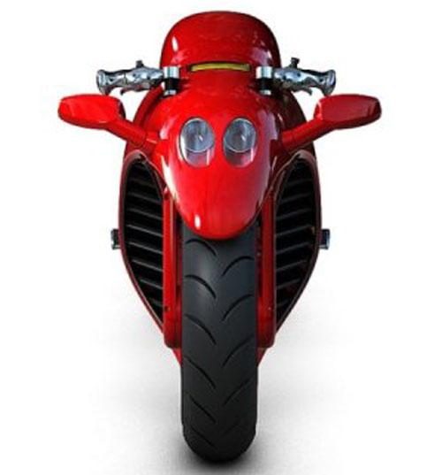Motorcycle Ferrari Concept - 05
