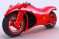 Motorcycle Ferrari Concept - 01